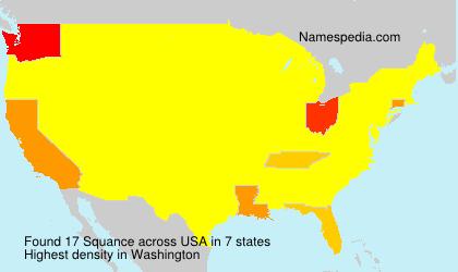 Squance - USA