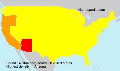 Staalberg - USA