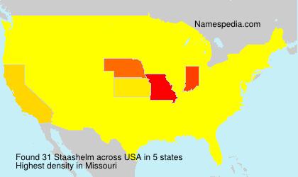 Staashelm - USA