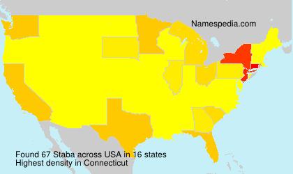 Staba - USA