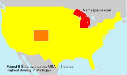 Stabrava - USA
