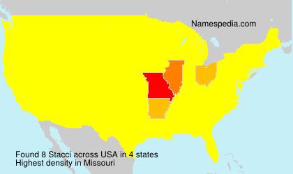 Stacci - USA