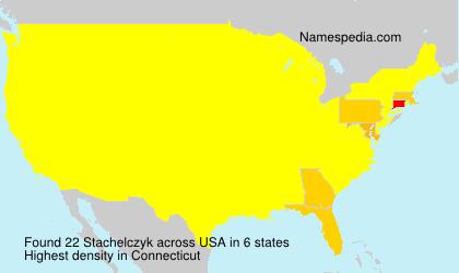 Stachelczyk - USA