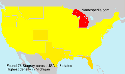 Stagray - USA