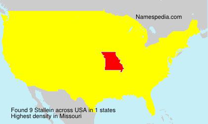 Stallein - USA