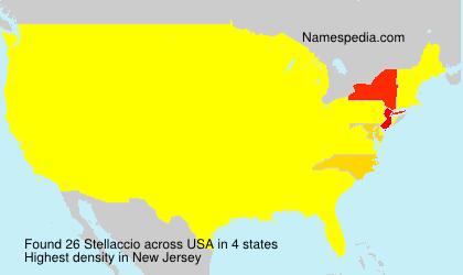 Stellaccio - USA