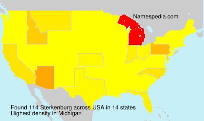 Sterkenburg - USA