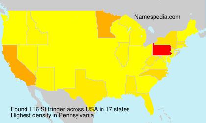 Stitzinger