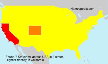 Stoyanow