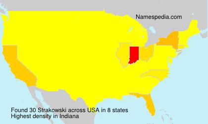 Strakowski - USA