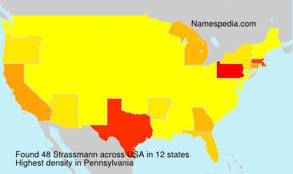 Strassmann - USA
