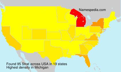 Strat - USA