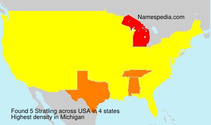 Stratling - USA