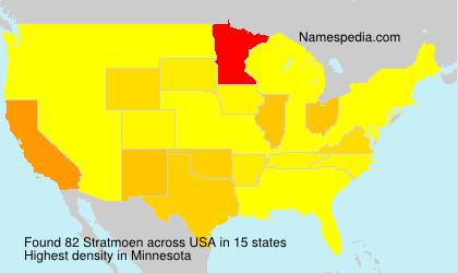 Stratmoen - USA