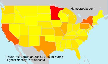 Streiff - USA