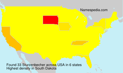 Sturzenbecher