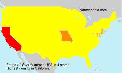 Suaray - USA
