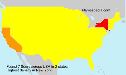 Sudry - USA