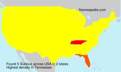 Sudzius - USA