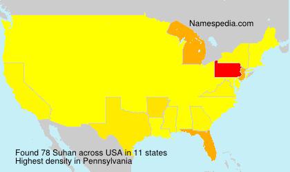 Suhan - USA