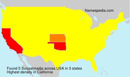 Surjaatmadja - USA