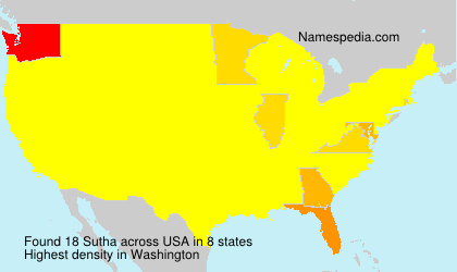 Sutha - USA