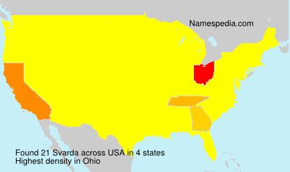 Svarda - USA