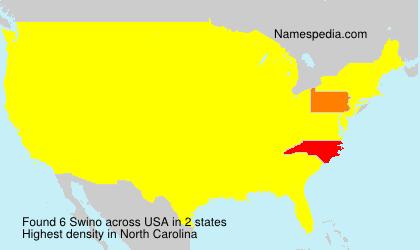 Swino - USA