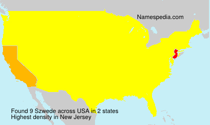Szwede - USA
