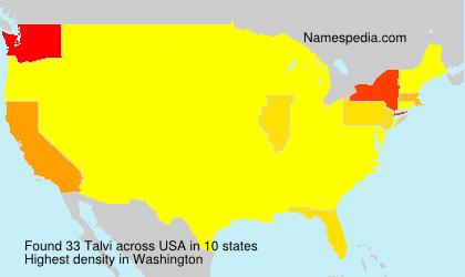 Talvi - USA