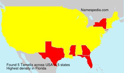 Tamella - USA