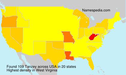 Tanzey
