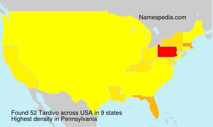 Tardivo - USA