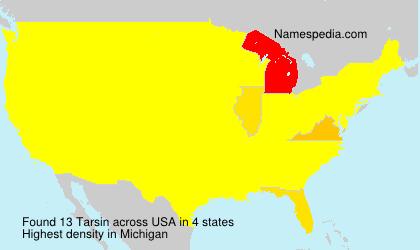 Tarsin - USA