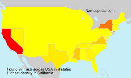 Tarzi - USA