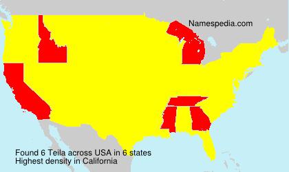 Teila - USA