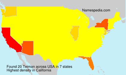 Teiman - USA
