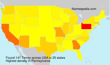 Terrey - USA