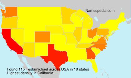 Tesfamichael - USA