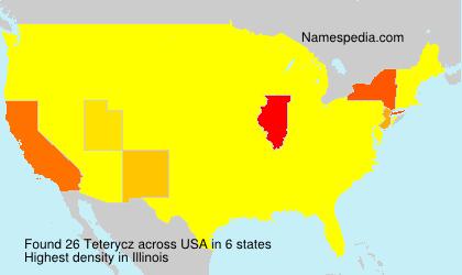 Teterycz - USA