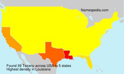 Tezano - USA