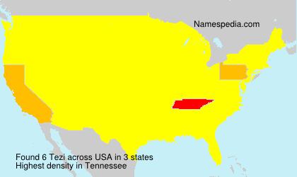 Tezi - USA