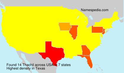 Thachil - USA
