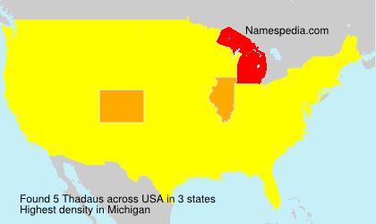 Thadaus - USA