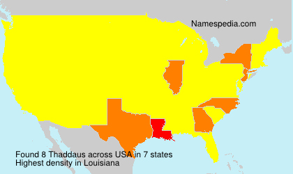Thaddaus - USA