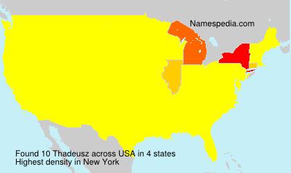 Thadeusz - USA