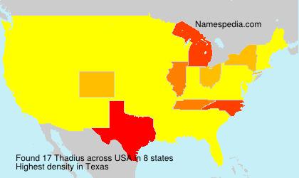 Thadius - USA