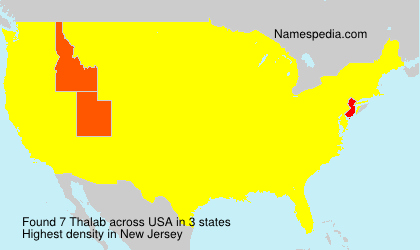 Thalab - USA