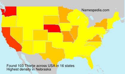 Thietje - USA