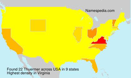 Thuermer - USA